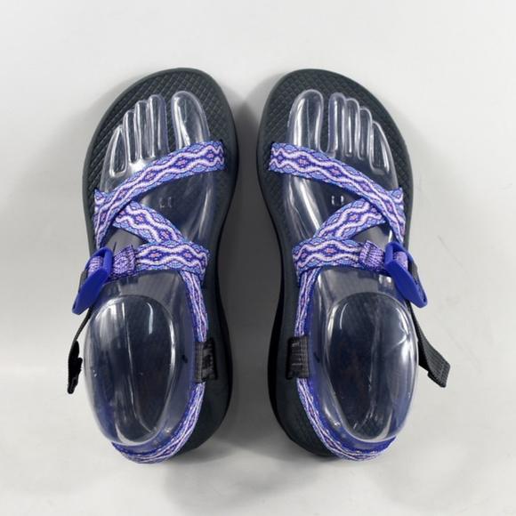 74537b0b66fe Chaco Shoes - New Chaco Z Cloud Sports Sandal Sphere Purple sz 7